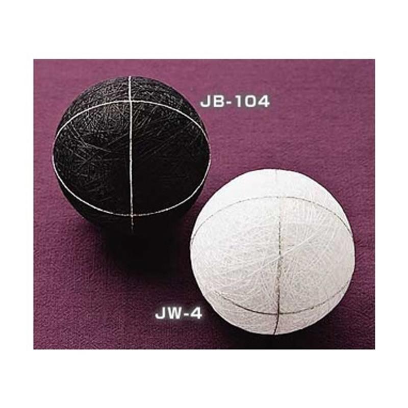 1 White Mari (Ball) to Make Temari JW-4