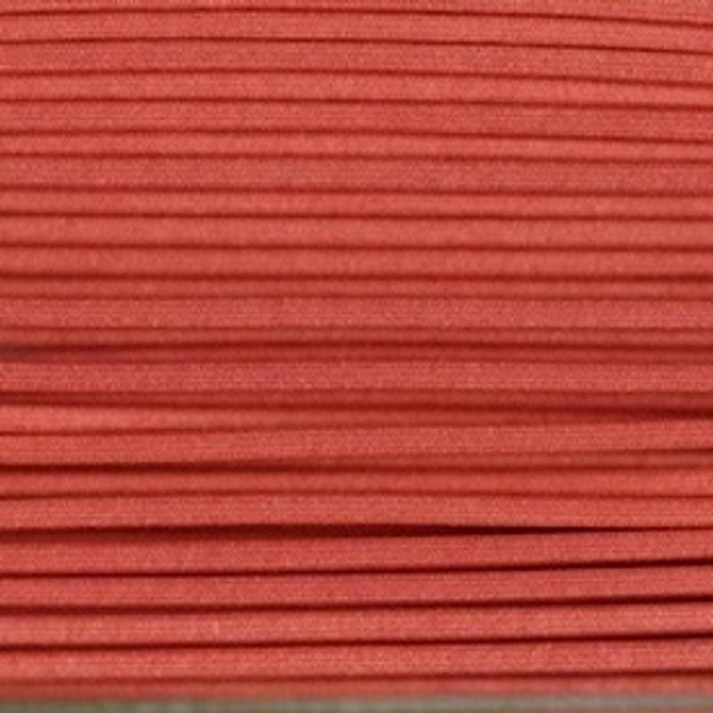 Waxed Cotton Cording Terracotta WCC-10