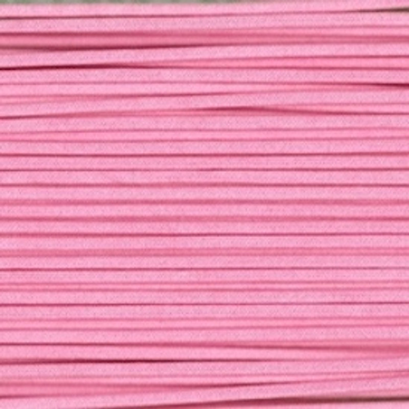 Waxed Cotton Cording Pink WCC-16