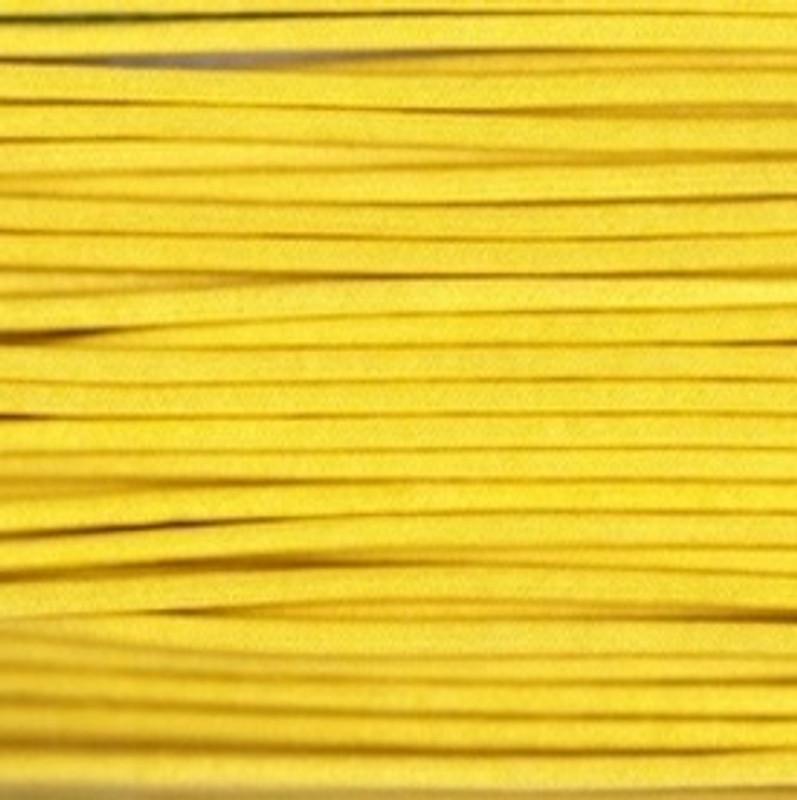 Waxed Cotton Cording Mustard WCC-6
