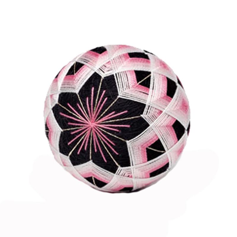 Cherry Blossom Single Ball Temari Kit with English Instructions TM-5