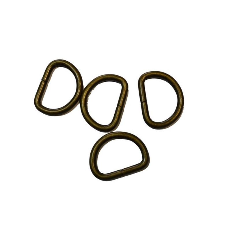 D-Ring 4pk AK-6-26