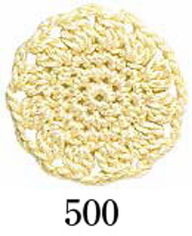 Crochet Thread Emmy Grande Solid Baby Yellow EGS-500