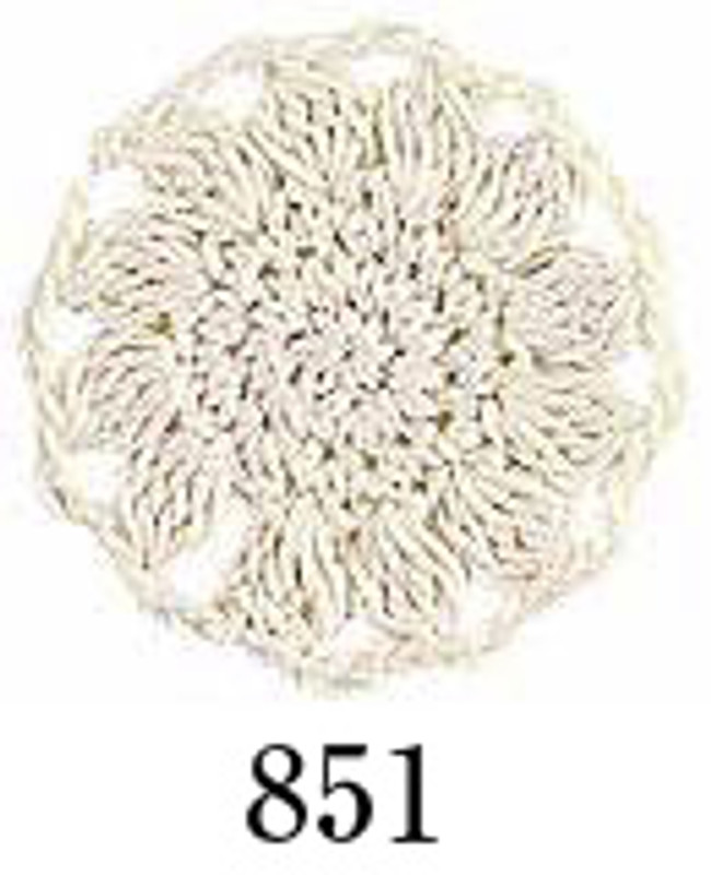 Crochet Thread Emmy Grande Solid Off-White EGS-851