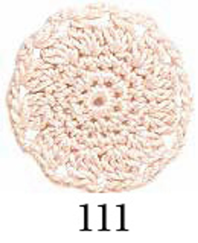 Crochet Thread Emmy Grande Solid Soft Apricot EGS-111
