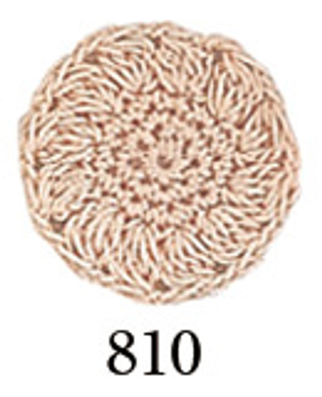 Crochet Thread Gold Label Apricot GL-810