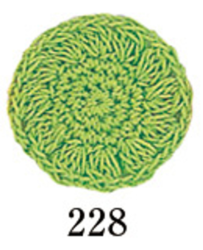 Crochet Thread Gold Label Lime Green GL-228