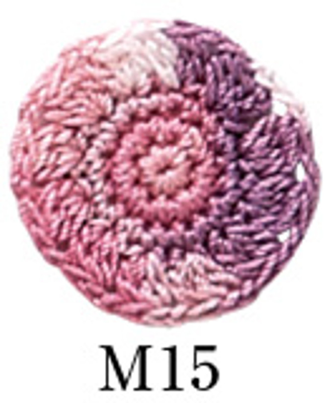 Crochet Thread Gold Label Mixed GL-M15