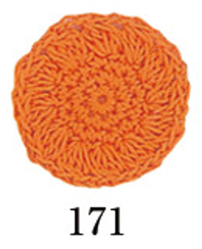 Crochet Thread Gold Label Orange GL-171