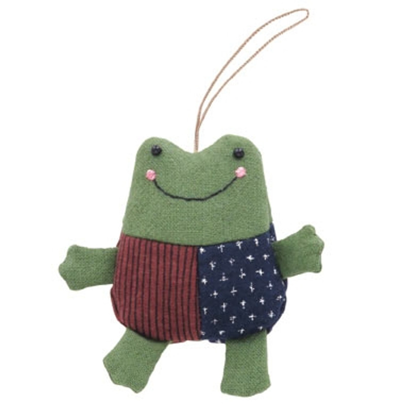 Olympus Patchwork Kit Owen the Frog PA-623