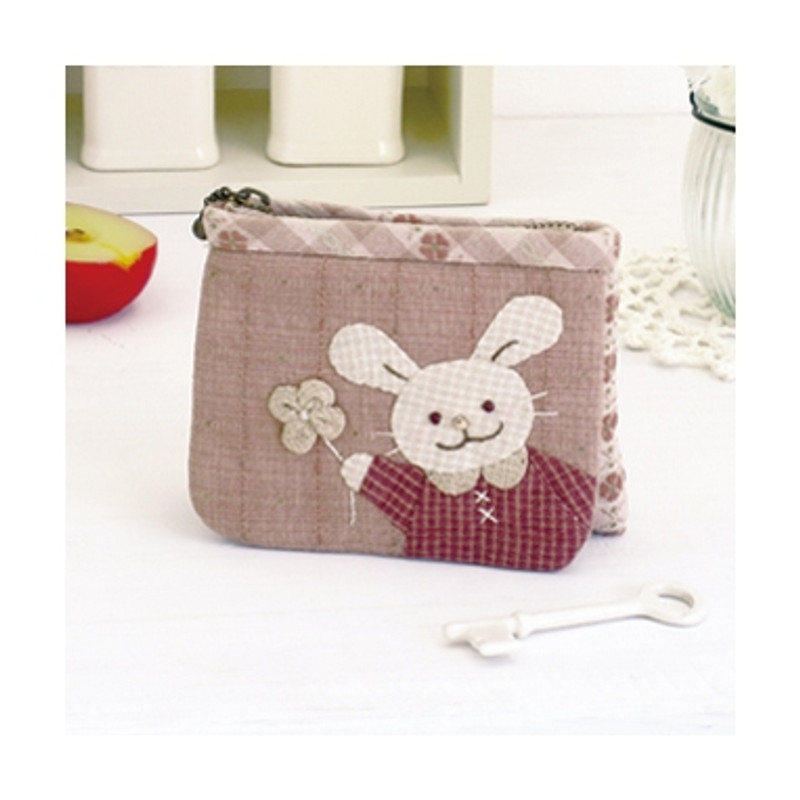 Olympus Patchwork Kit Hello Rabbit Key Holder PA-635
