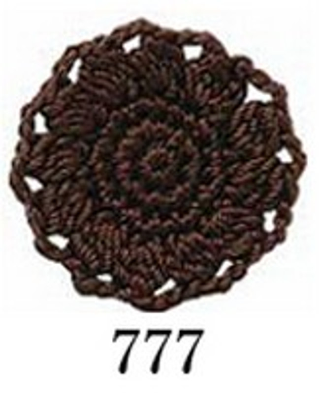 Crochet Thread Herbs Rich Brown EGH-777