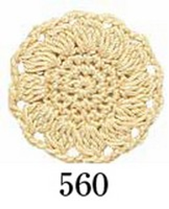 Crochet Thread Herbs Rustic Cream EGH-560