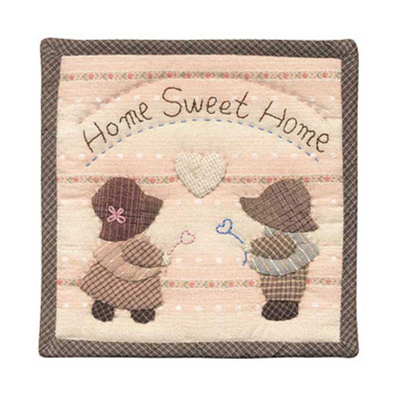 Olympus Patchwork Kit Home Sweet Home Small Quilt PA-502