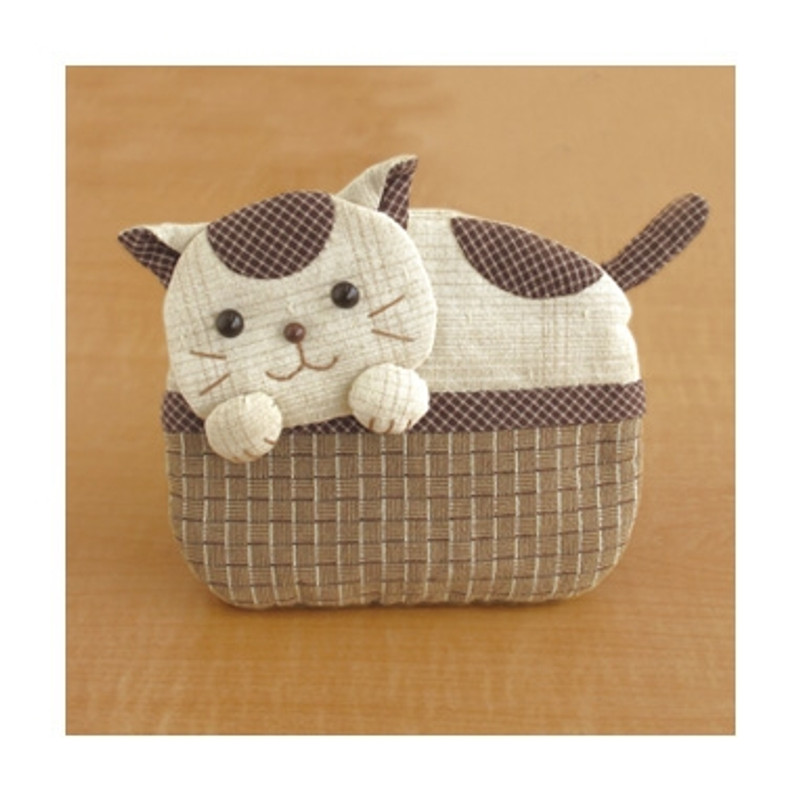 Olympus Patchwork Kit Kitty Pouch with Tissue Holder PA-555