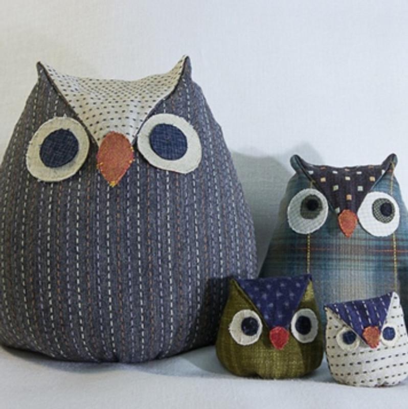 Lucky Owl Pattern PTLO-0416