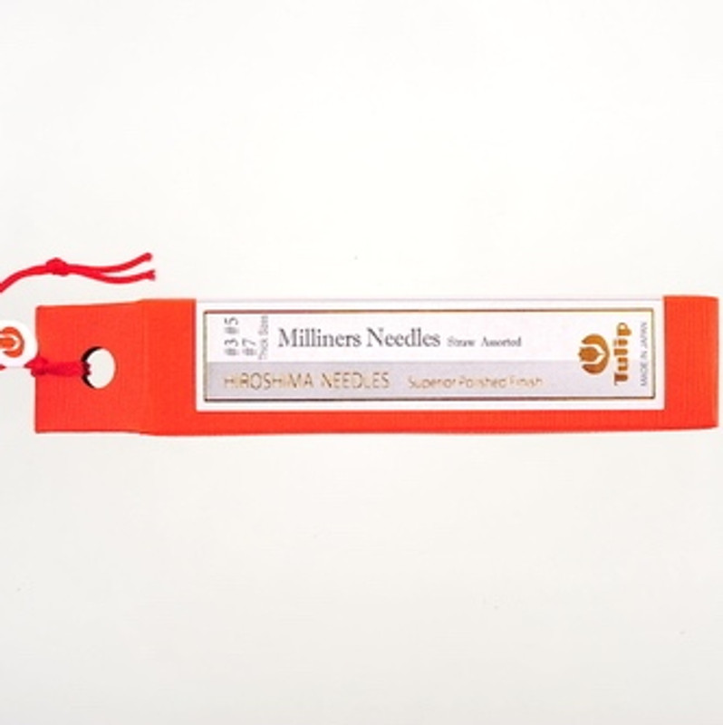 Milliners Needles #3 #5 #7 THN-082e