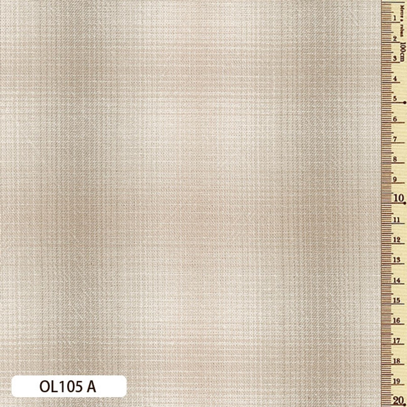 Sakizome Momen Fabric Original 105A Light Beige OL105A