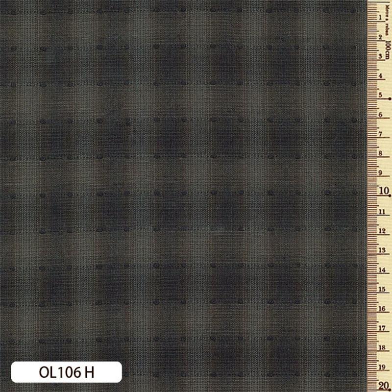 Sakizome Momen Fabric Original 106H Night Sky OL106H