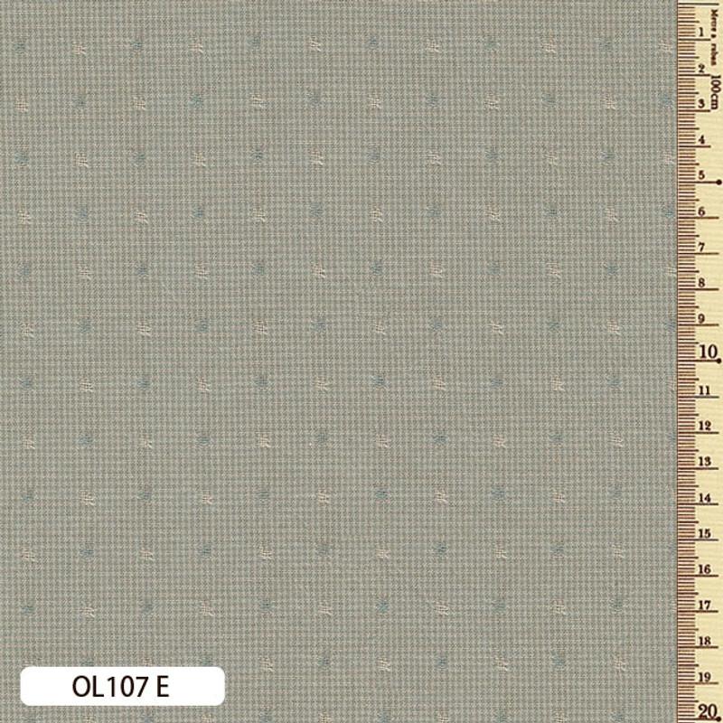 Sakizome Momen Fabric Original 107E Light Blue OL107E
