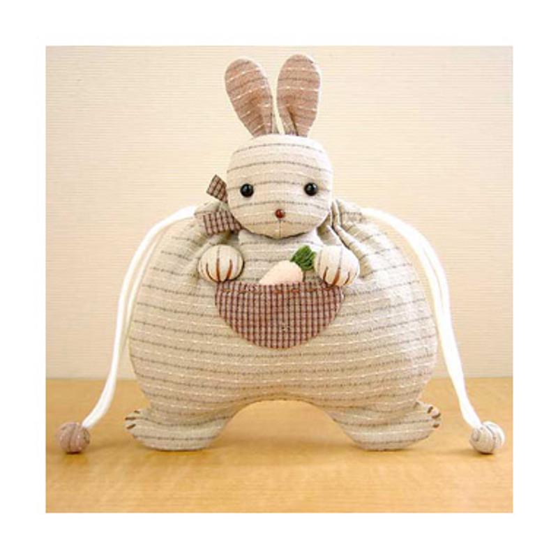 Olympus Patchwork Kit Rabbit Drawstring Pouch PA-498