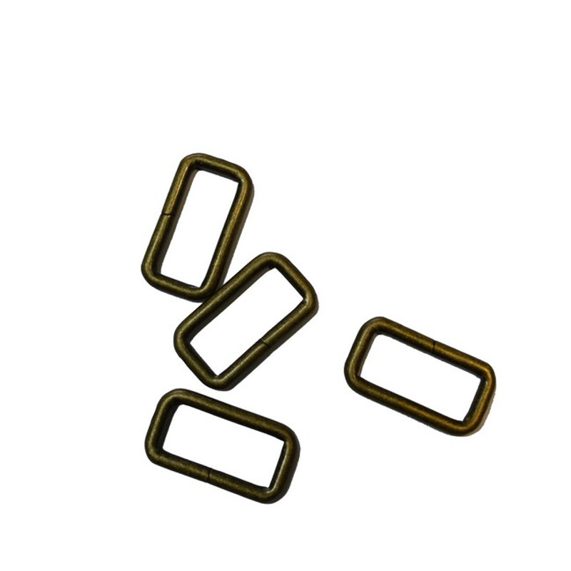 Rectangle Rings 4pk AK-4-23