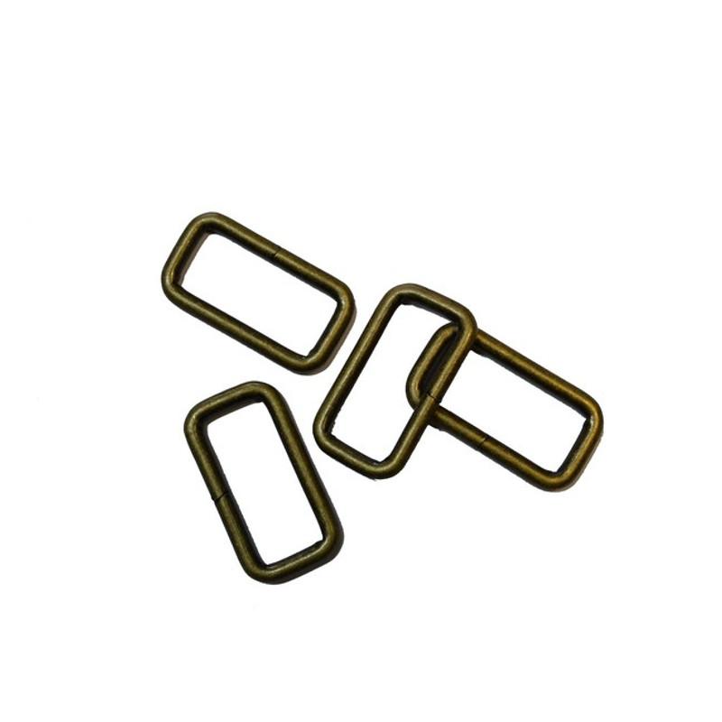 Rectangle Rings 4pk AK-4-26