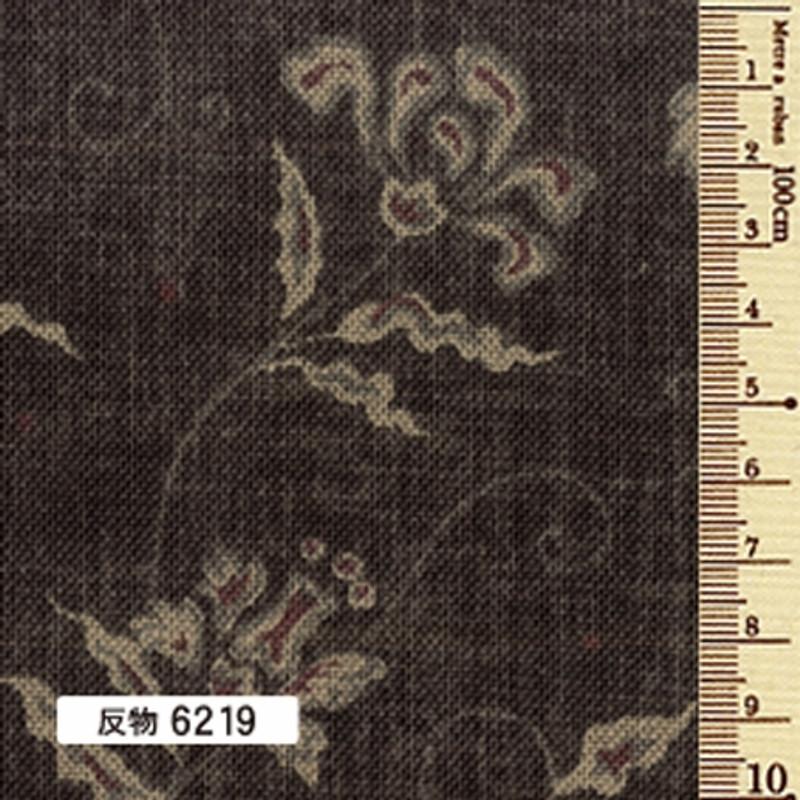 Printed Cotton Fabric Sarasa SAR6219