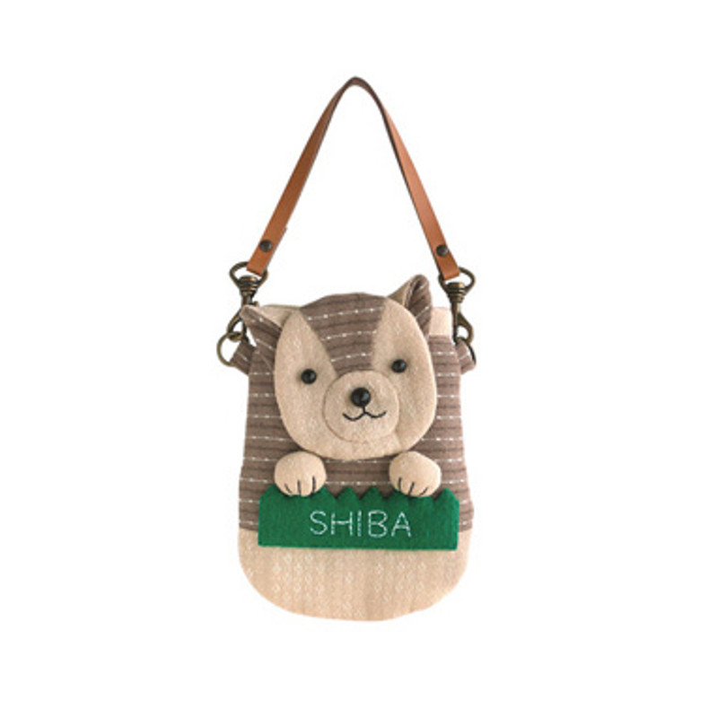 Olympus Patchwork Kit Shiba Mobile Phone/Camera Pouch PA-527