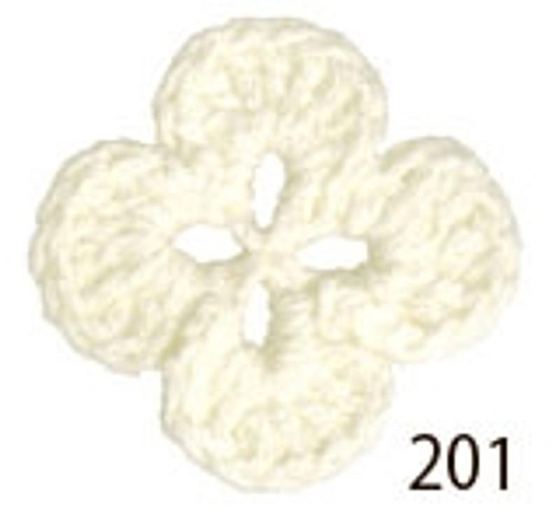 Sashiko Thread Souffle Thick White ST-201