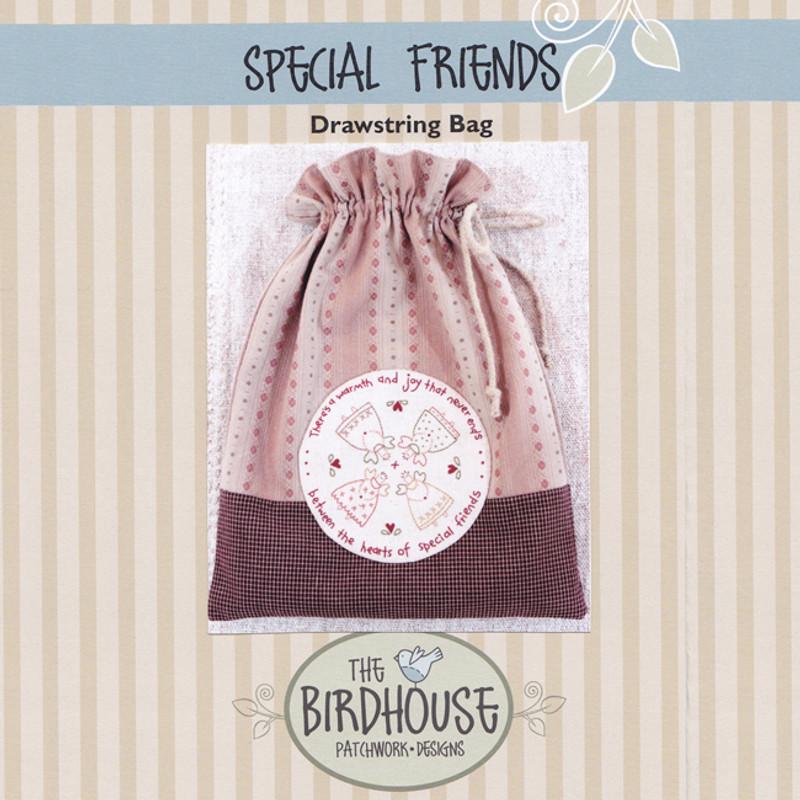Special Friends Drawstring Bag BPD-D274