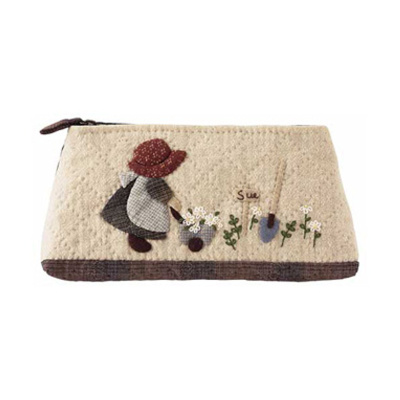 Olympus Patchwork Kit Sue Pouch (Gardening) PA-463