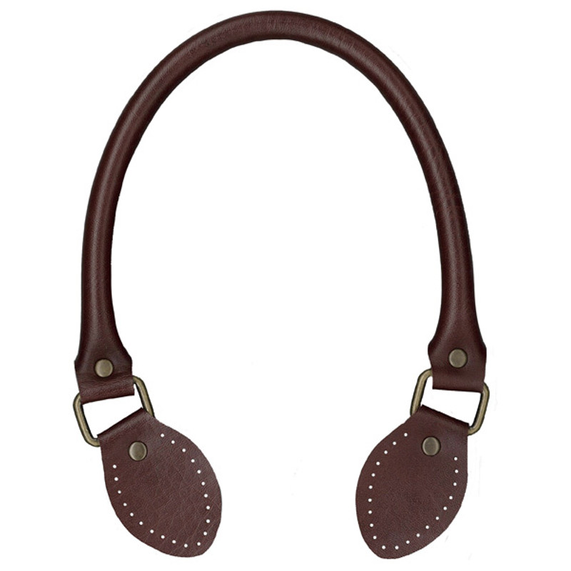 Synthetic Leather Handles 48cm YAK-490