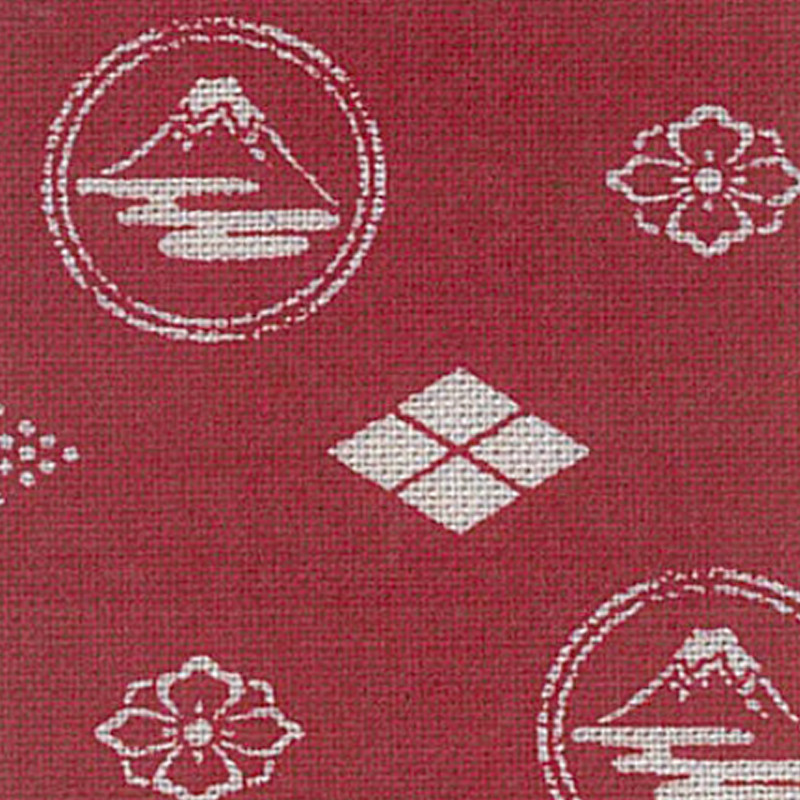 Takumi Printed Cotton Fabric 13N-8SR