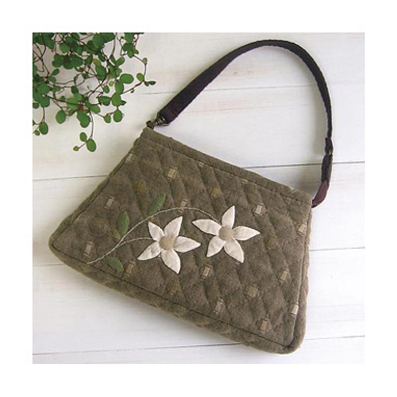 Olympus Patchwork Kit Wild Flower Handbag PA-509
