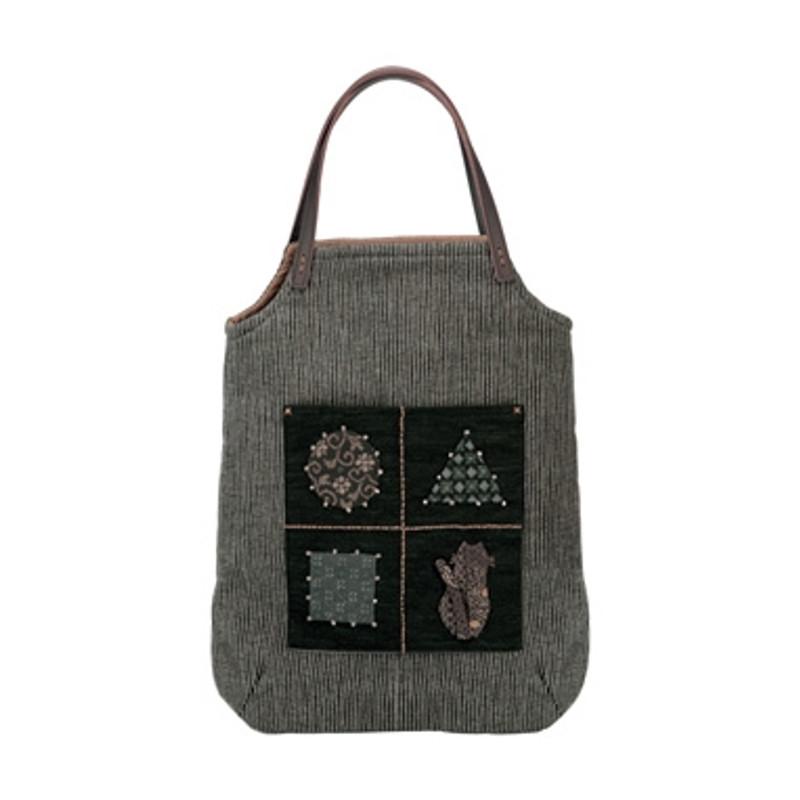 Olympus Patchwork Kit Yuki Bag Charcoal PA-573