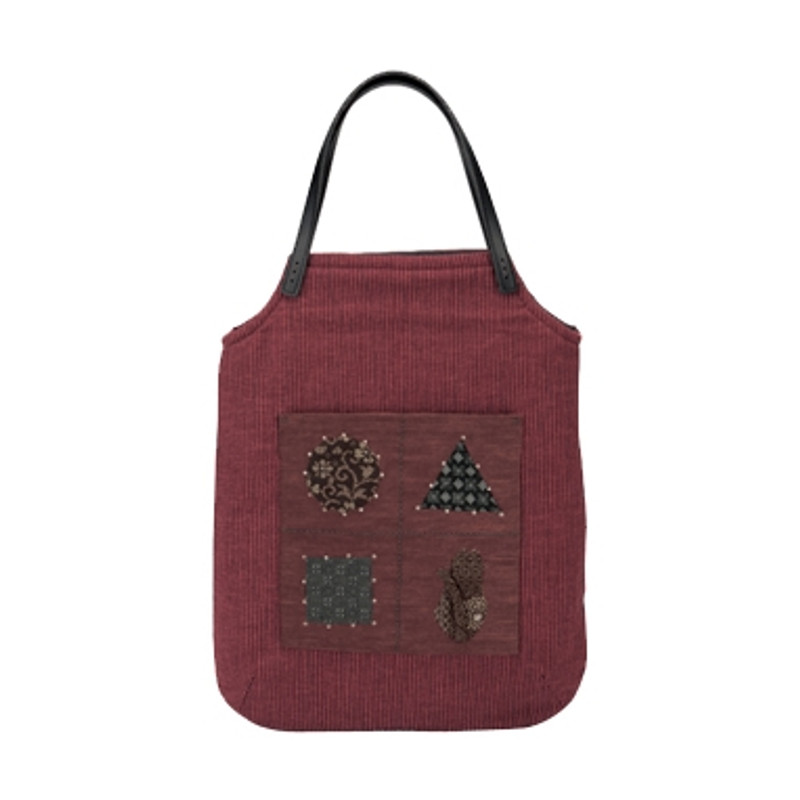Olympus Patchwork Kit Yuki Bag Red PA-572