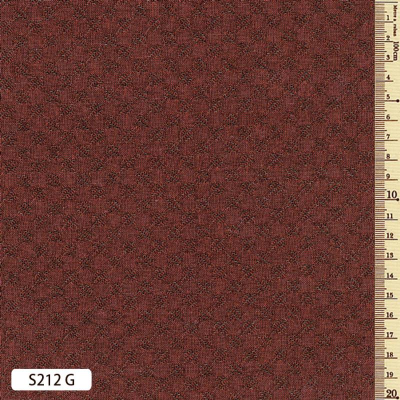 Sakizome Momen Fabric Square Check S212G