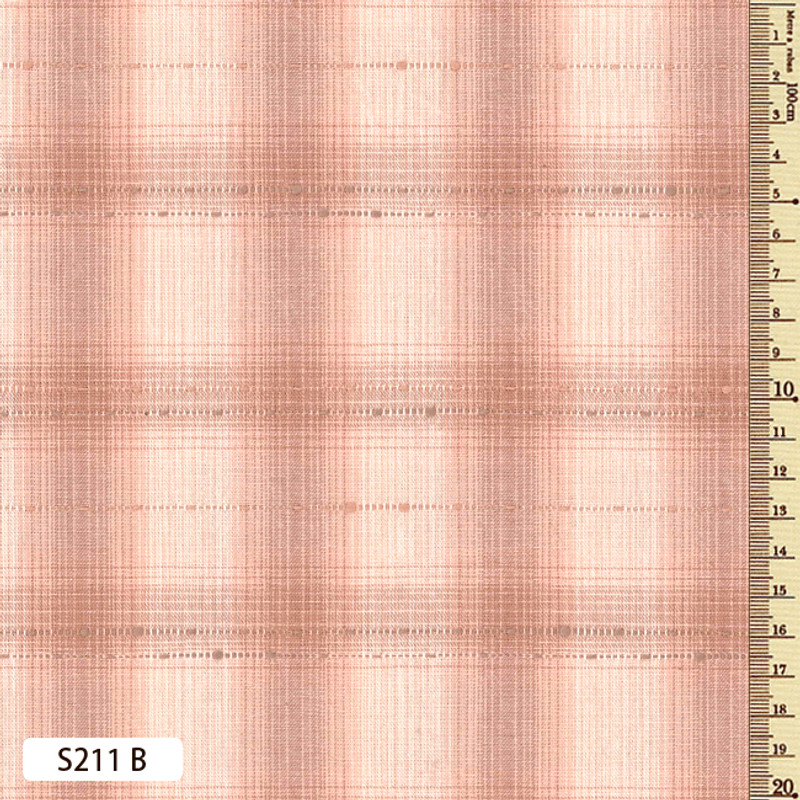 Sakizome Momen Fabric Running Stitch S211B