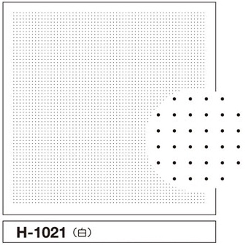 Sashiko Sampler Hitomezashi Dotted Guide  H-1021/H-2021/4521