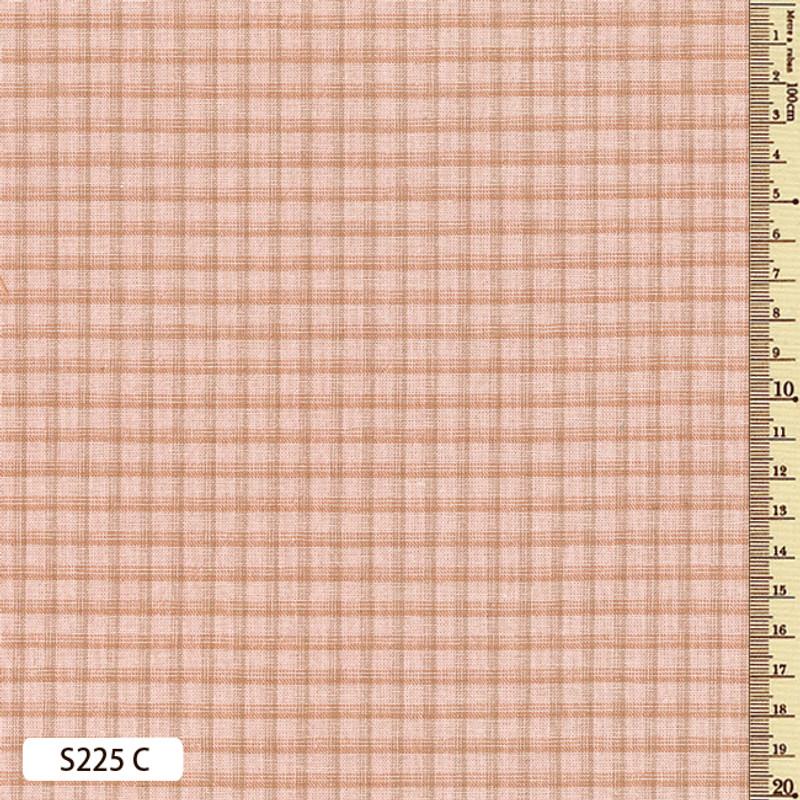Sakizome Momen Fabric  S225C