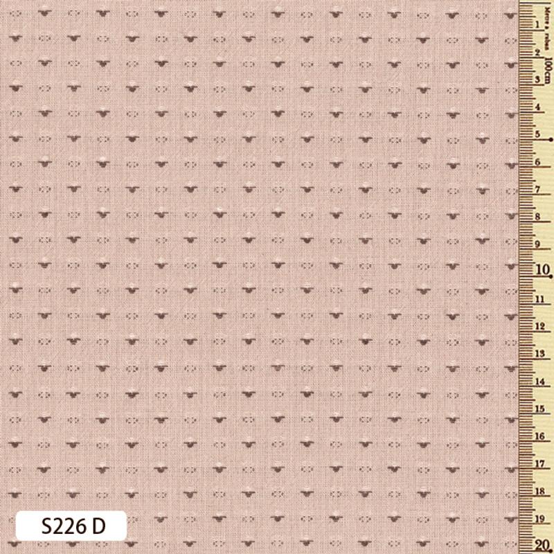 Sakizome Momen Fabric  S226D
