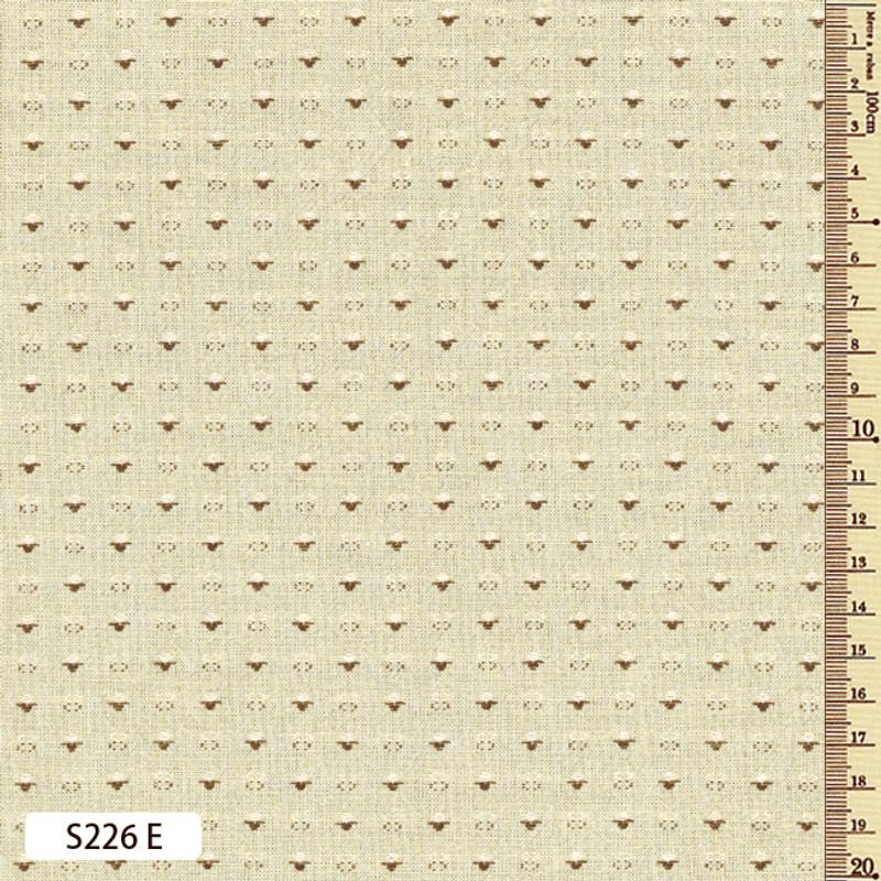 Sakizome Momen Fabric  S226E