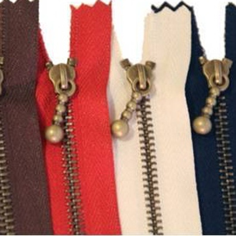 Metal Zippers BZ-20