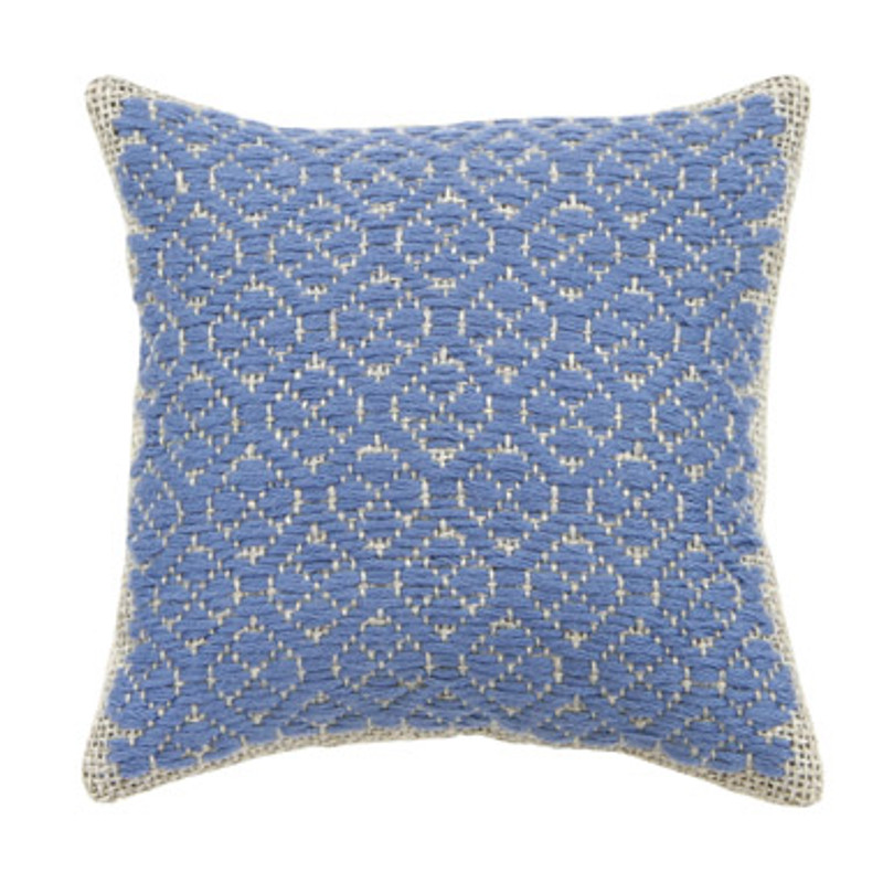 Kogin Kit Blue Cushion KK-63