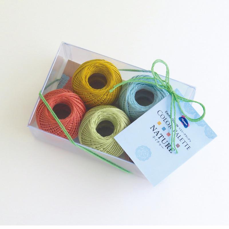 Crochet Thread Emmy Grande Color Palette Nature Pack JAN-079432