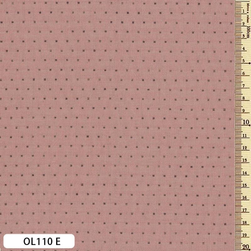 Sakizome Momen Fabric Spotty E OL110E