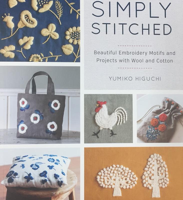 Simply Stitched by Yumiko Higuchi