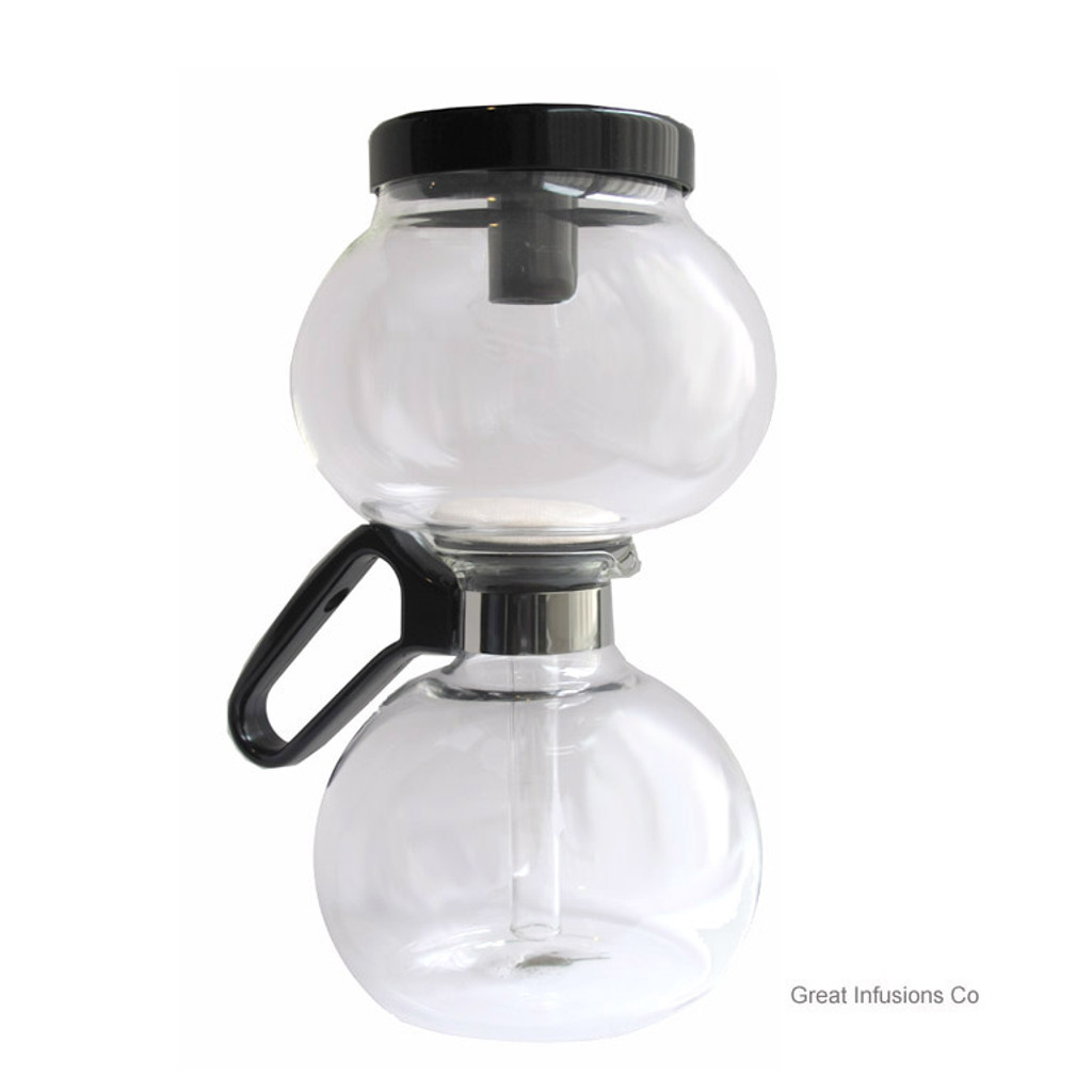 Yama 8 cup Stovetop Coffee Syphon