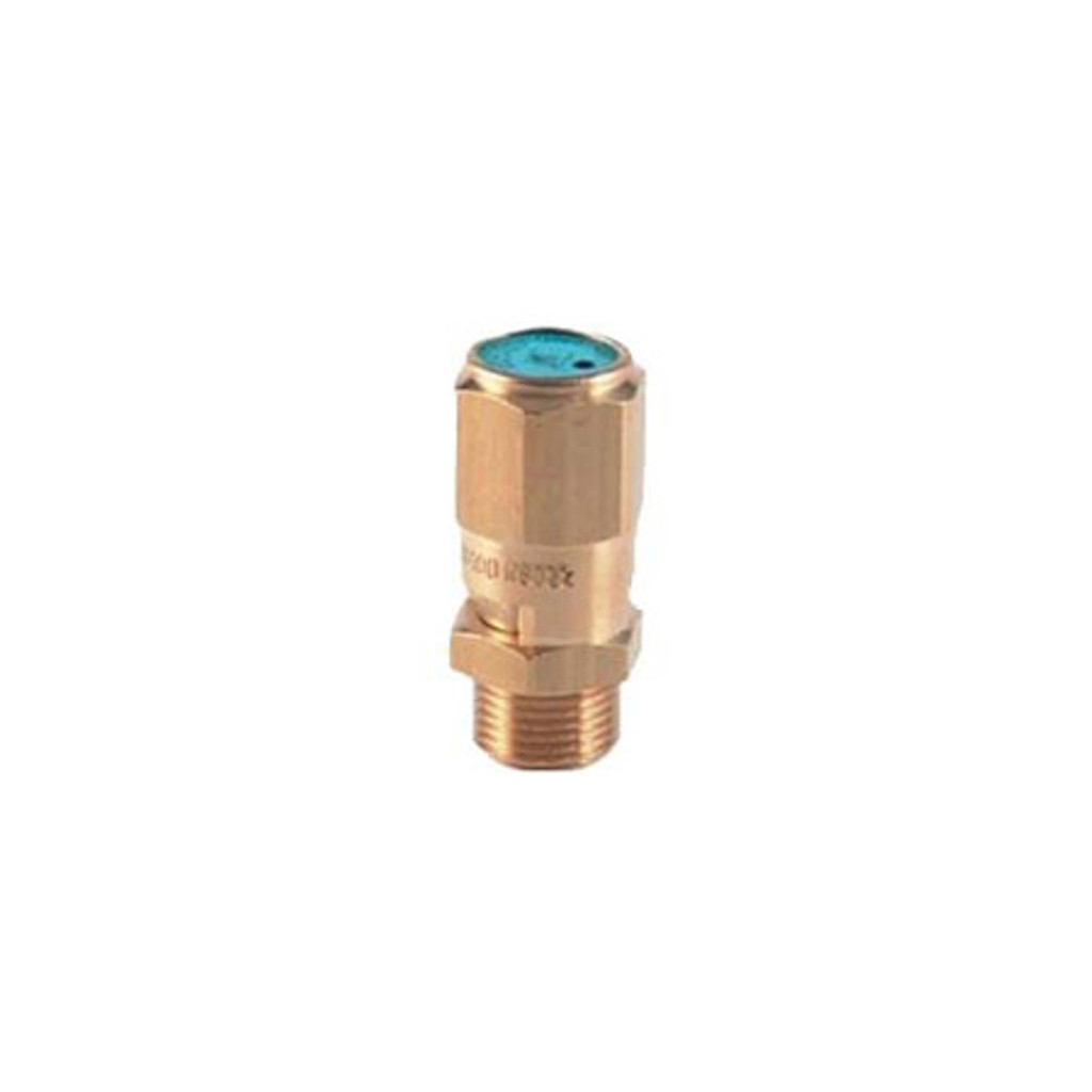 PRV safety vlave for espresso machine boilers
